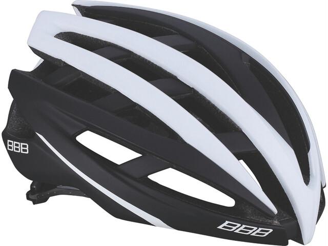 BBB Icarus BHE-05 - Casque de vélo - blanc/noir